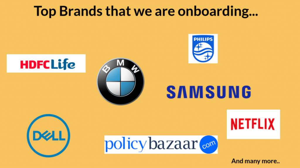 Top Brands on M360